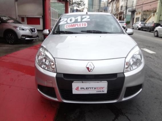 Renault Sandero 1.6 Expression 16v Flex 4p Mec 2012