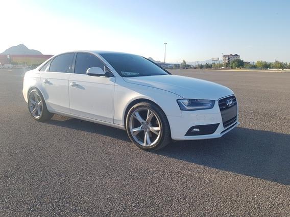 Audi A4 2.0 T Luxury 225hp Ta Awd 2014