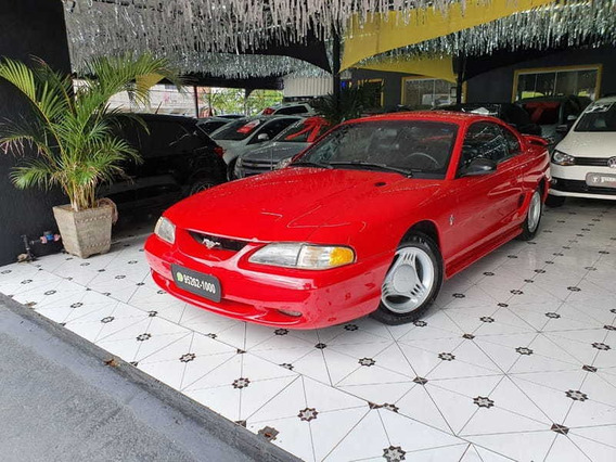 Ford - Mustang 3.8 V-6 2p 1995