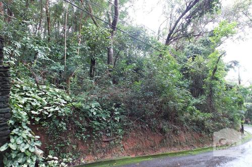 Imagem 1 de 3 de Lote Em Condomínio À Venda No Retiro Do Chalé - Código 261391 - 261391