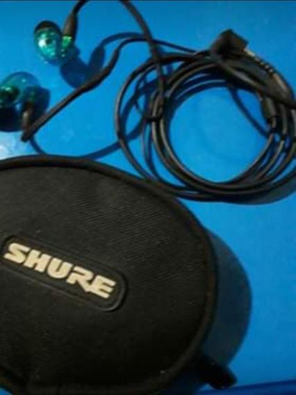 Fone Ear Shure Se215