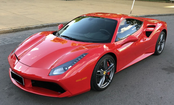 Ferrari 488 Gtb 3.9 V8 670 Cv - Malek Fara