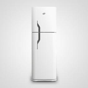 Heladera Gafa Hgf387afb Blanco Freezer Eficiencia A 365 Lt
