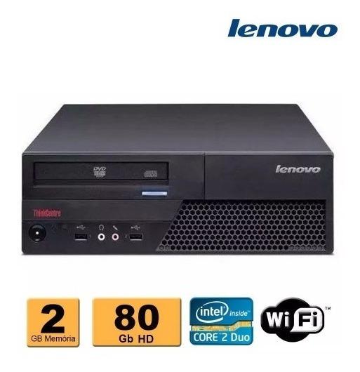 Computador Usado,cpu Usada, Core 2,desktop,desktop Usado