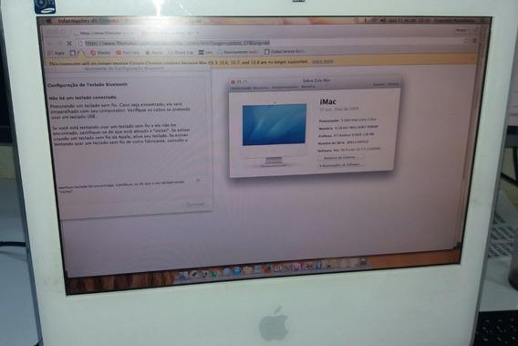 Computador iMac 5,1 Funcionando Com Teclado #2618