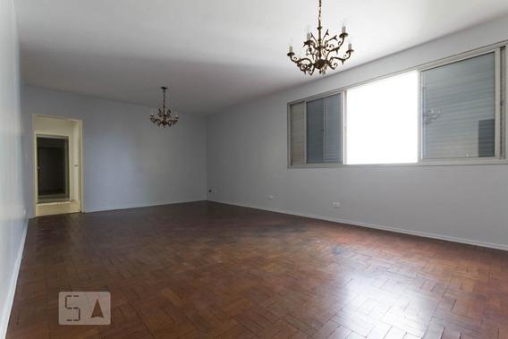 Apartamento No 5º Andar Com 4 Dormitórios E 2 Garagens - Id: 892882873 - 182873