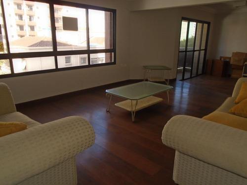Apartamento Com 5 Dormitórios Para Alugar, 200 M² Por R$ 9.000/mês - Boqueirão - Santos/sp - Ap3567
