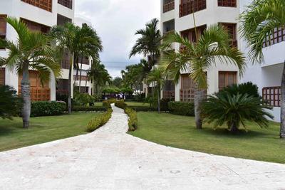 Apartamento Amueblado En Juan Dolio, Corta Y Larga Estancia