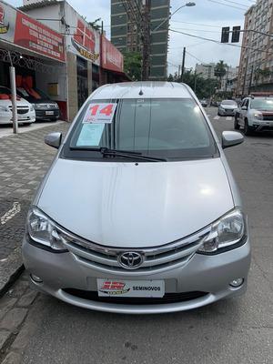 Toyota Etios Hb Xls Completo 2014