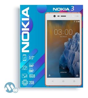 Nokia 3 Teléfono / Smartphone $120