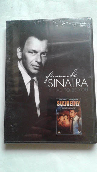 Dvd Frank Sinatra It Had To Be You