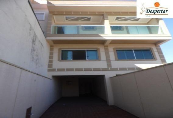 00516 - Sobrado 3 Dorms. (1 Suíte), Parque São Domingos - São Paulo/sp - 516