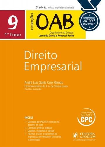 Direito Empresarial - Vol 9 - Juspodivm