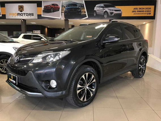 Toyota Rav4 2.5 4x4 Aut 2014