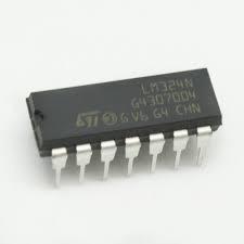 Amplificador Operacional Opamp Lm324 X 10 Unidades