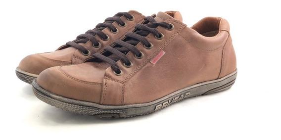 Brucap 719 Zapatilla Clásica Cordón El Mercado De Zapatos!!!