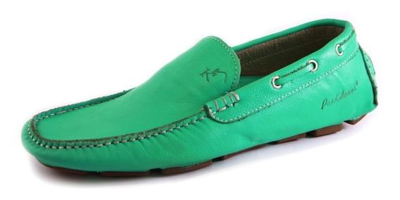 Zapatos Driver Peskdores Verde Drvl0061