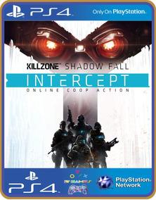 Ps4 Killzone Shadow Fall Intercept | Psn Original 1
