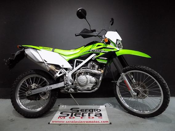 Kawasaki Klx150 Verde 2016