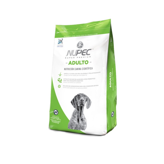 Croquetas Alimento Para Perros Adulto Raza Grande Nupec 8 Kg