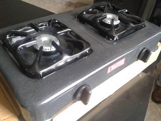 Cocina Dos Hornillas A Gas