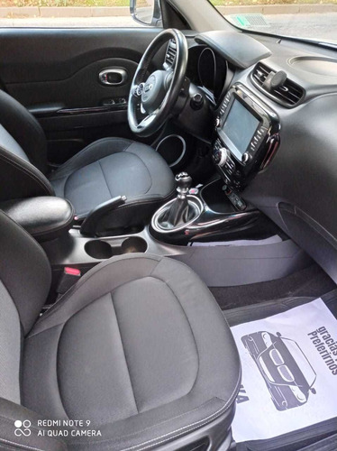 Kia Soul Special Pack 1.6 Special Pack Dsl6mt