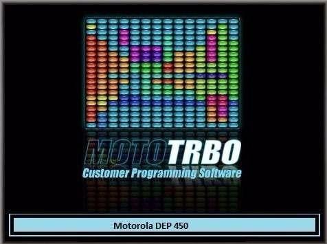 Software Programação Cps 16.0 Build 823 Mototrbo
