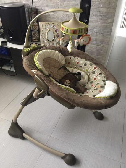 Silla Mecedora O Columpio Eléctrico Para Bebé