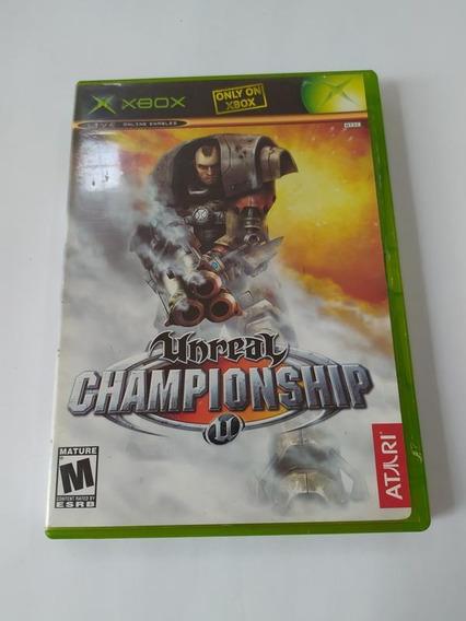 Unreal Championship - Xbox Clássico
