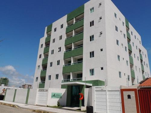 Imagem 1 de 18 de Apartamento À Venda, 65 M² Por R$ 295.000,00 - Bessa - João Pessoa/pb - Ap0610