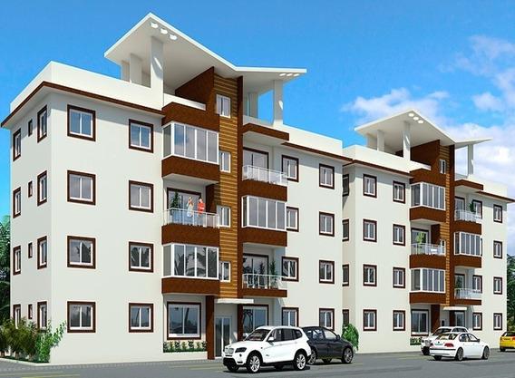 Excelente Proyecto De Apartamentos En La Jacobo Majluta