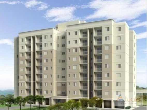 Apartamento Com 2 Dormitórios À Venda, 66 M² Por R$ 270.000,00 - Parque Residencial João Luiz - Hortolândia/sp - Ap4541