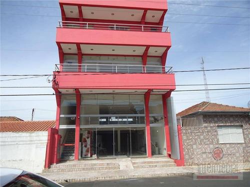 Prédio Comercial À Venda, Centro, Boituva. - Pr0011