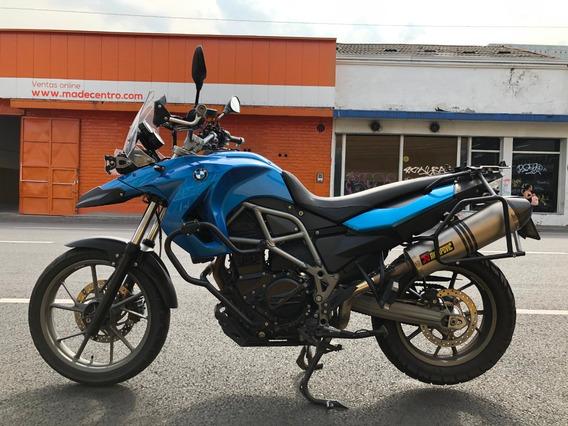 Bmw 800 Gs 2012