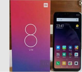 Celular Xiaomi Lite 8