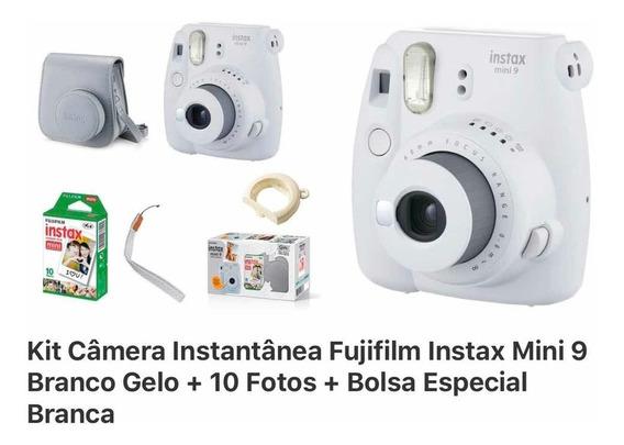 Câmera Instax Mini 9 Fujifilm