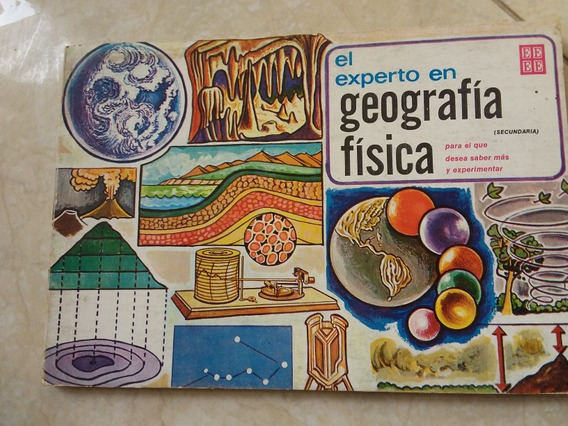 Libro De Geografia De Primero De Secundaria en Mercado