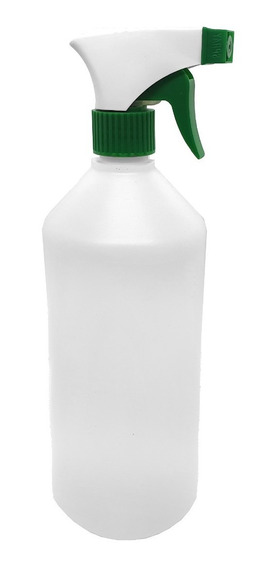 Gatillo Spray Pulverizador 1000ml Verde Aquaflex