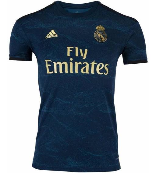 Nova Camisa Real Madrid Azul 2019/2020 !!! Frete Grátis