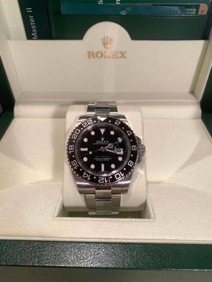 Relogio Rolex Gmt Master Black