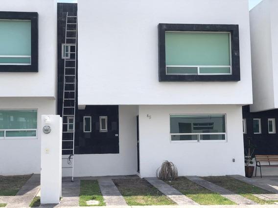 Casa En Renta El Mirador El Marques Qro.