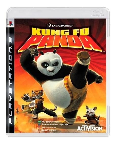 Kung Fu Panda Ps3 Mídia Física Usado