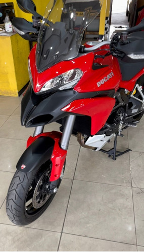 Imagen 1 de 9 de Ducati Multistrada 1200 S Touring