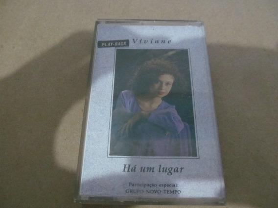 Viviane - Há Um Lugar - - K7 Play-back