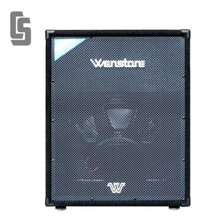 Caja Woofer 1000w Parlante 18 Wenstone Tw-118 Jbl 1000