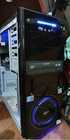 Cpu Core2quad Q9400+placa Mãe Dg43nb+4gbddr2+hd320gb