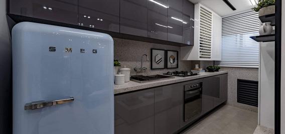 Apartamento Residencial Em Londrina - Pr - Ap1353