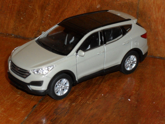 Autito 1:36 Hyundai Santafe Welly 43677