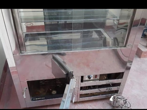 Vendo Exibidora Congeladora De Acero