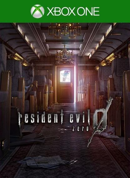 Resident Evil 0 Zero  Xbox One  Envio Imediato  Offline